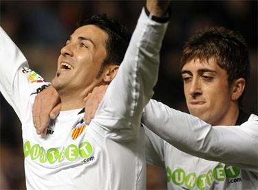 «Валенсия» обыграла «Осасуну» и другие результаты