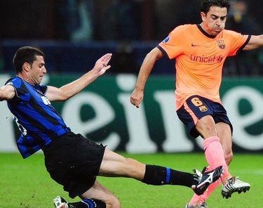 «Барселона» обыграла «Интер» и другие результаты