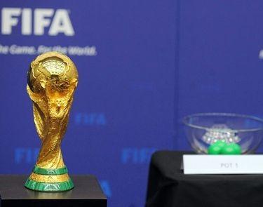 Результаты жеребьевки Чемпионата Мира-2010