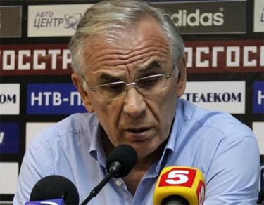 Гаджи Гаджиев: «Рубину» будет сложно шагать по ступеням строго вверх