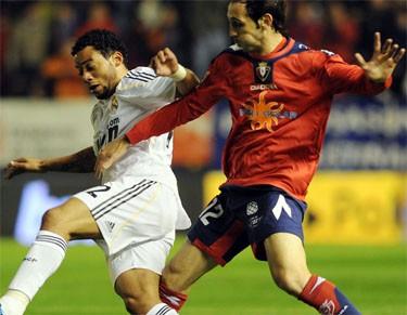 «Осасуна» и «Реал» сыграли вничью и другие результаты