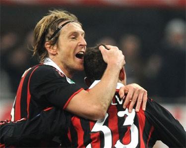 «Милан» разгромил «Дженоа» и другие результаты