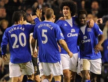 Отчет о матче «Эвертон» - «Манчестер Сити»: «Энергетическая ириска»