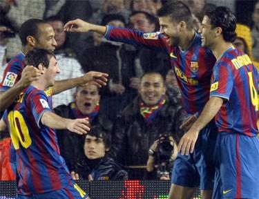 Отчет о матче «Барселона» - «Севилья»: «НОкаУт Камп»