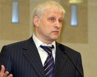 Сергей Фурсенко: «Понимаю всю ответственность, возложенную на меня»