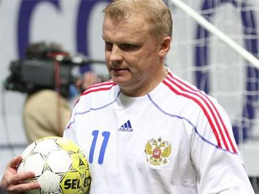 Сергей Кирьяков: «Соперники по группе нашей сборной по зубам»