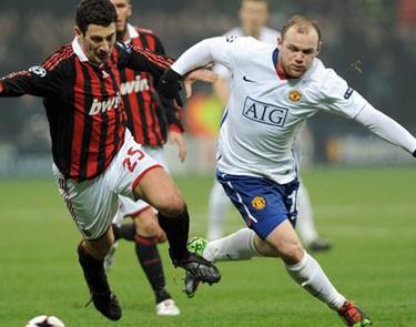 Отчет о матче «Милан» - «Манчестер Юнайтед»: «Дьявольская» своевременность
