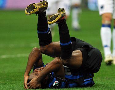 Чемпионат Италии, 25-й тур: «В красных тонах»