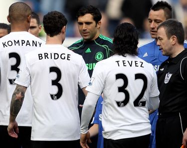 Чемпионат Англии, 28-й тур: «11 друзей Бриджа»