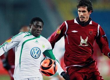 Отчет о матче «Рубин» - «Вольфсбург»: «Волк» был ранен, но не добит