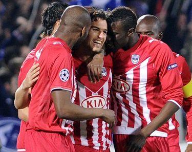 Отчет о матче «Бордо» - «Олимпиакос»: «Игра на нервах»