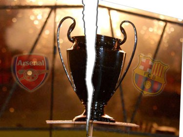 Лига-Баттл. «Арсенал» - «Барселона»