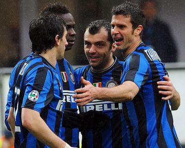 Чемпионат Италии, 32-й тур: «Быстрая переМоттка»