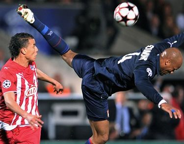 Отчет о матче «Бордо» - «Лион»: «Недостаточный Шамах»