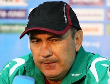 Курбан Бердыев: «Играем теми игроками, которые есть»
