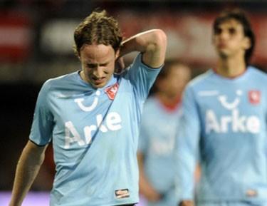 Чемпионат Голландии, 32-й тур: «Амстердаму от Алкмаара»