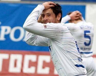 Отчет о матче «Динамо М» - «Амкар»: «Гришин-невидимка»