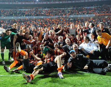 Чемпионат Украины, 29-й тур: «Оранжевое настроение»