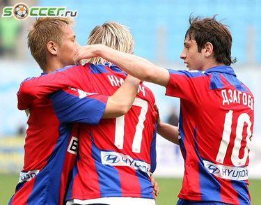 Отчет о матче ЦСКА - «Терек»: «Вот что Одиа животворящий делает!»