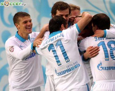 Отчет о матче «Зенит» - «Сибирь»: «Чаша терпения»