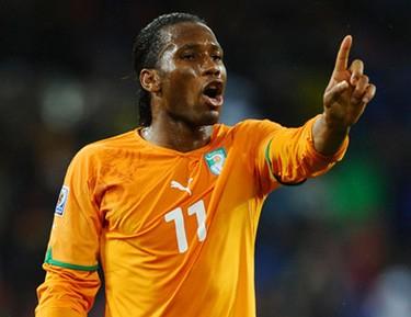 Бразилия обыграла Кот-дИвуар