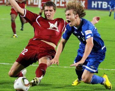 Чемпионат России, 14-й тур: «Стрельба на поражение»