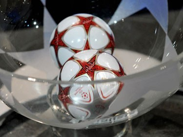 «Спартак» попал в группу к «Челси», «Рубин» - к «Барселоне»
