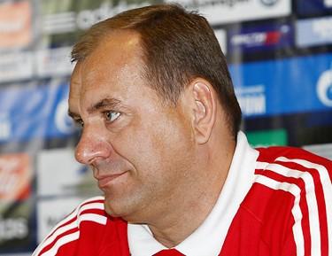 Владимир Вайсс: «Мы сильны духом и играем сердцем»