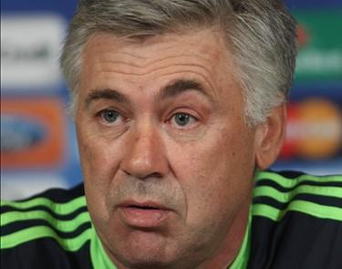 Анчелотти: «Карпин был великолепным футболистом»