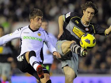 «Валенсия» обыграла «Эспаньол» и другие результаты