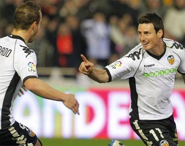«Валенсия» обыграла «Эркулес» и другие результаты