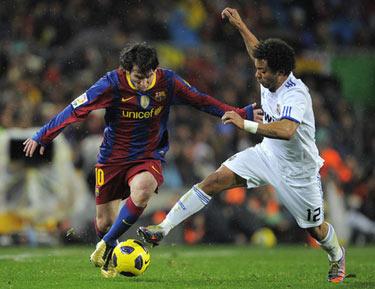 «Реал» и «Барселона» сыграли вничью и другие результаты