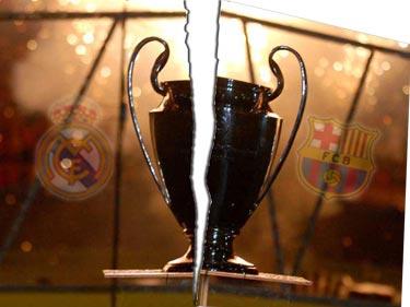 Лига-Баттл. «Реал» - «Барселона»