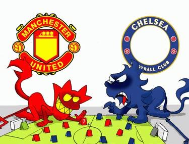 The Баттл. «Манчестер Юнайтед» - «Челси»