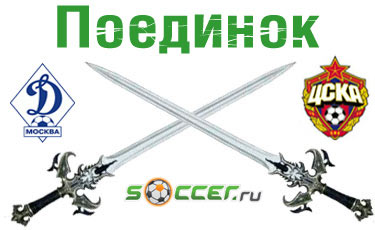 Поединок. «Динамо» - ЦСКА