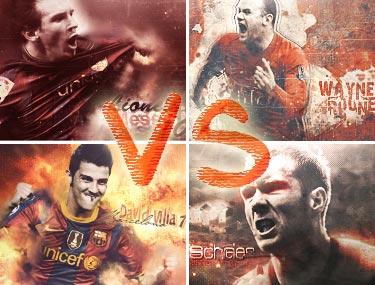 Лига-Баттл. «Барселона» - «Манчестер Юнайтед»