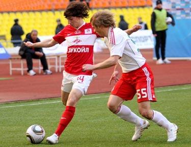 Поединок. «Локомотив» - «Спартак»
