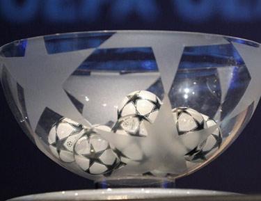 Российские клубы получили соперников по еврокубкам