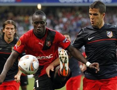 «Атлетико» обыграл «Ренн» и другие результаты
