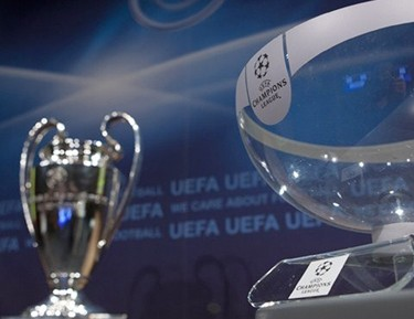 Российские клубы получили соперников по стартовым этапам плей-офф ЛЧ и ЛЕ