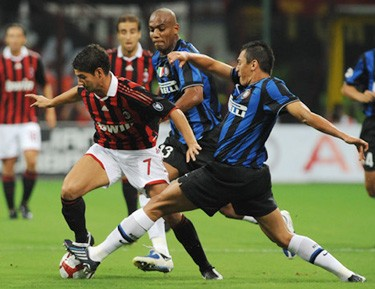 Поединок. «Милан» – «Интер»