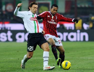 Поединок. «Милан» - «Ювентус»