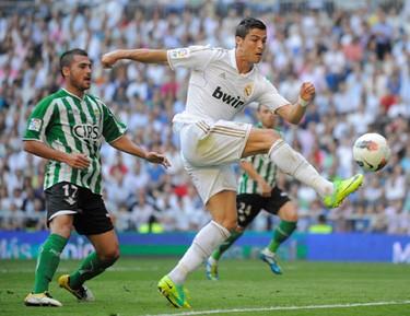 «Реал» обыграл «Бетис» и другие результаты