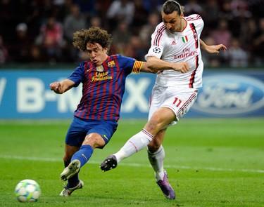 ЛЧ-Баттл. «Барселона» – «Милан»