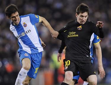 «Барселона» обыграла «Эспаньол» и другие результаты