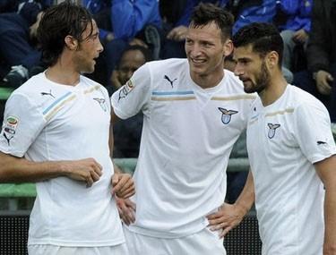 «Лацио» обыграл «Интер» и другие результаты