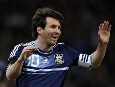 Аргентинцы во главе