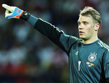 Сборные Германии и Португалии вышли в четвертьфинал