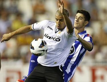«Валенсия» сыграла вничью с «Депортиво» и другие результаты