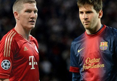 «Бавария» разгромила «Барселону»